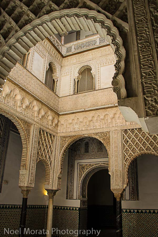 Islamic architectural style in Seville