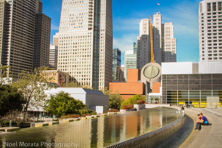 Cool places to visit in San Francisco including the Moscone Center