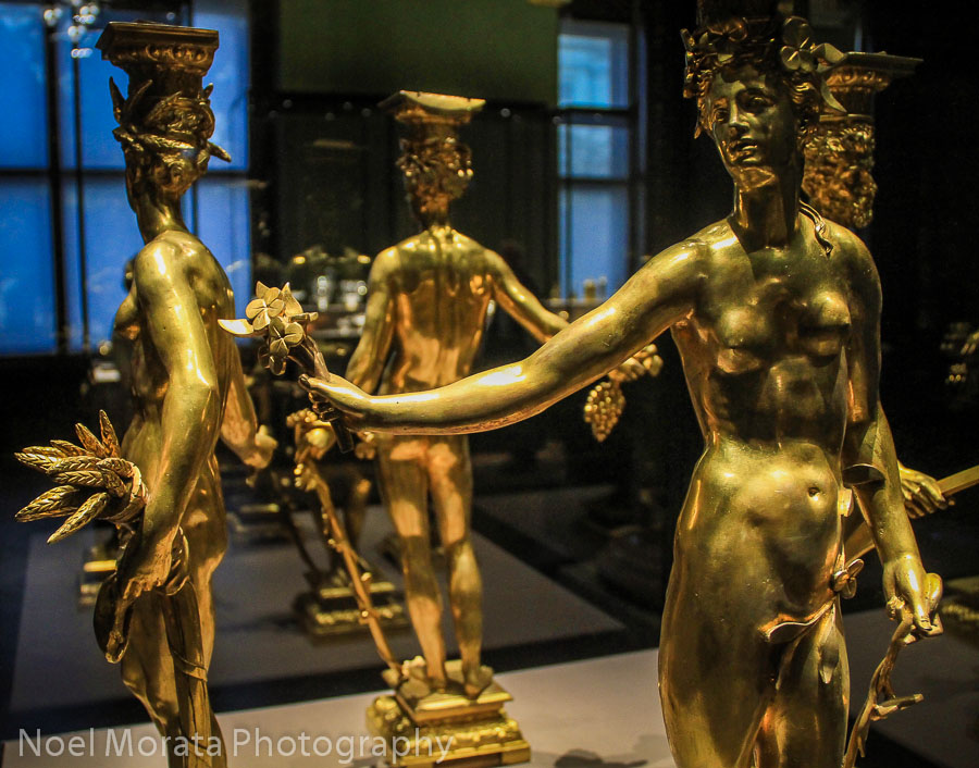 Hapsburg gifts and treasures Kunsthistorisches Museum