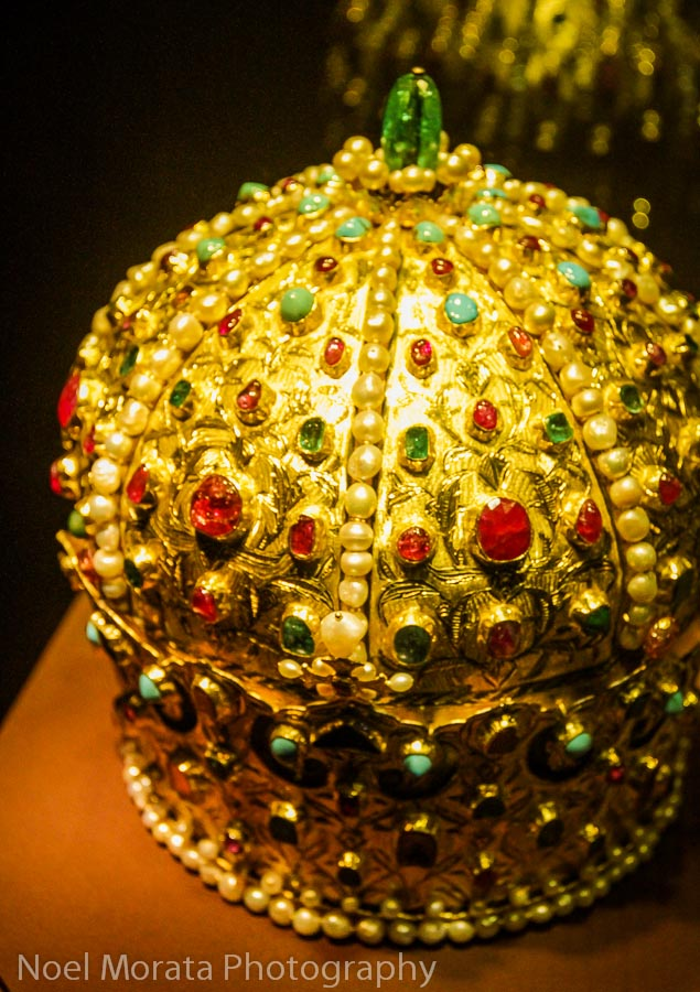 Royal Hapsburg crowns