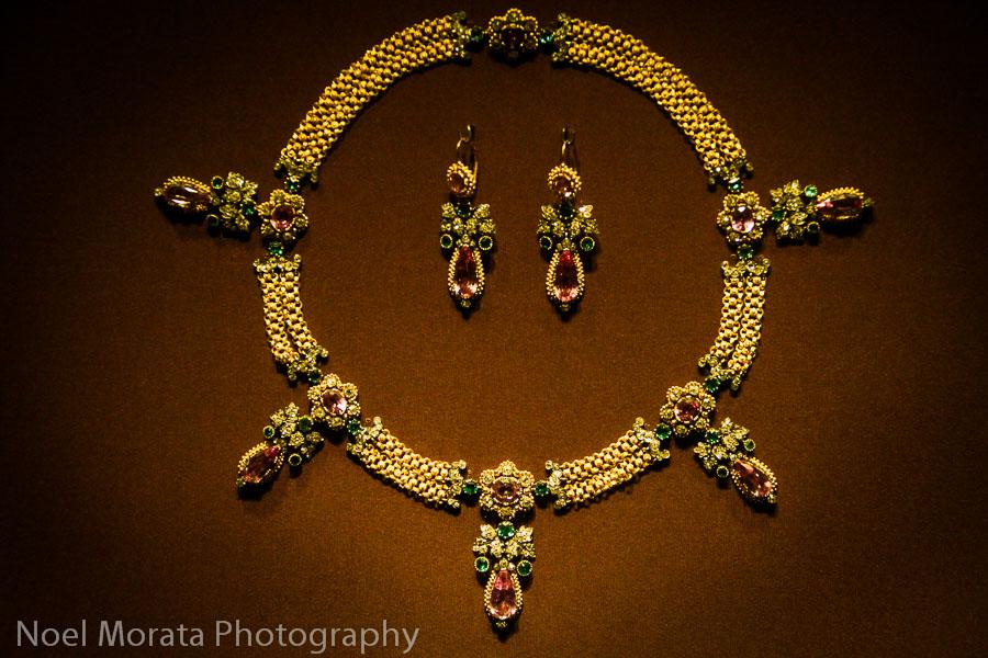 Royal jewelry of the Hapsburg treasures