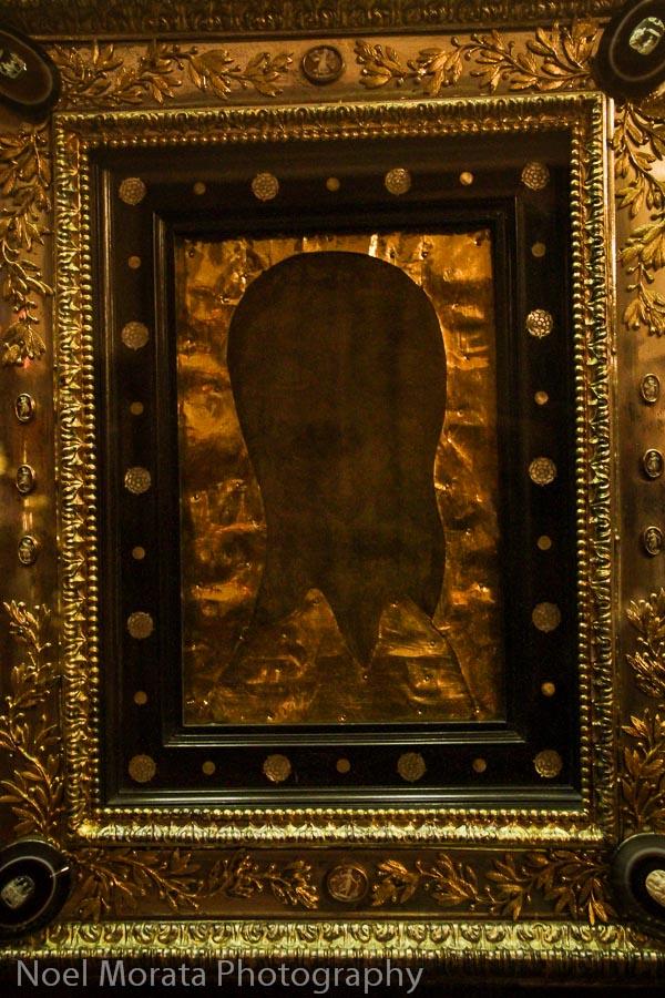 Holy shroud of  Jesus Christ