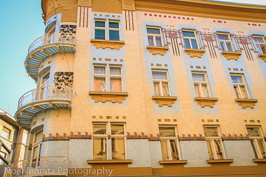 DIY architectural tour of Zagreb