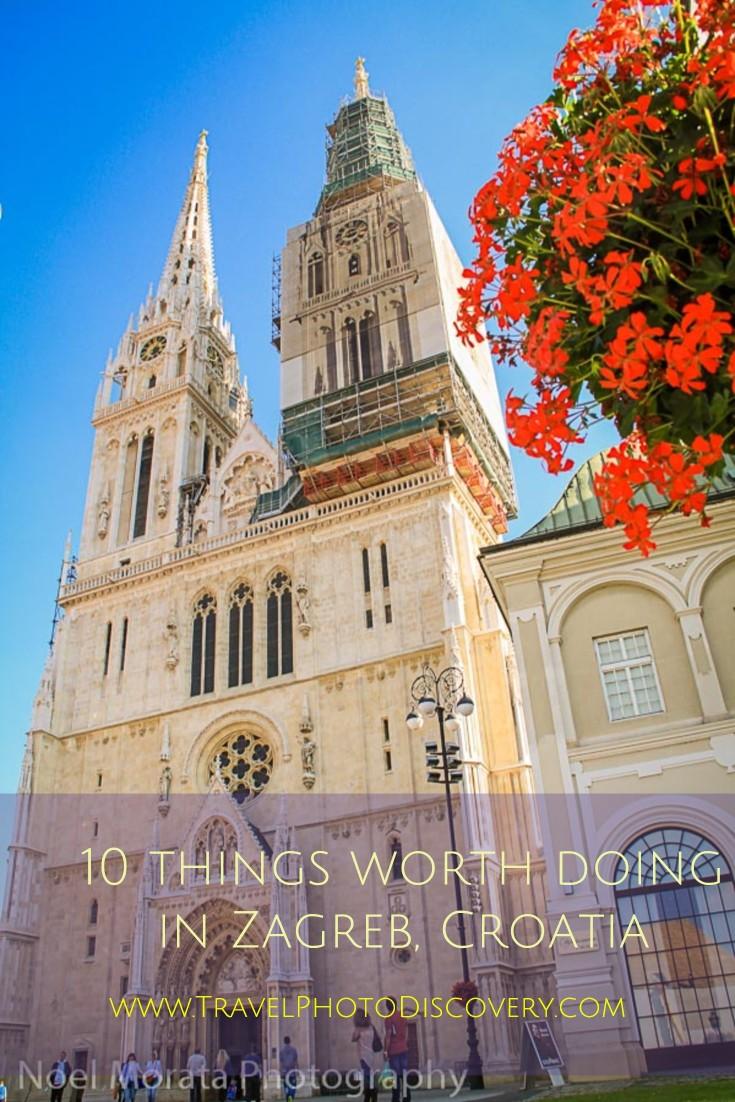 10 things worth doing in Zagreb Croatia