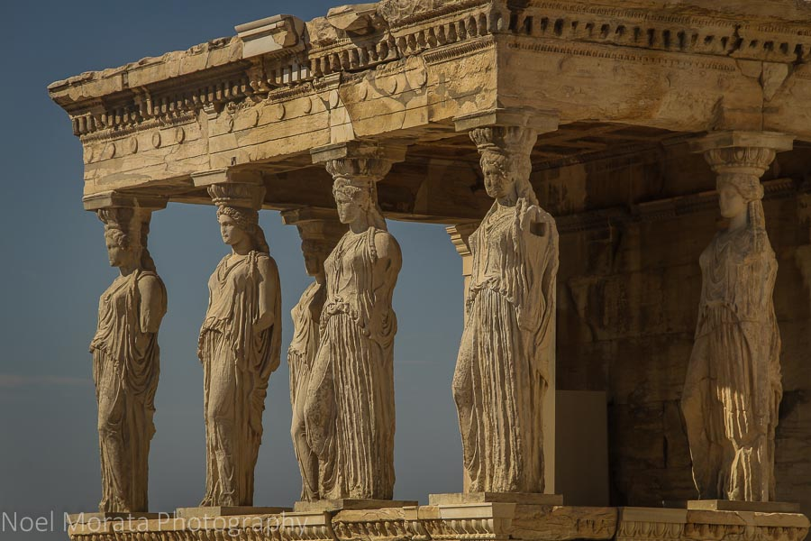 A first impression of Athens, Greece - Travel Photo Mondays