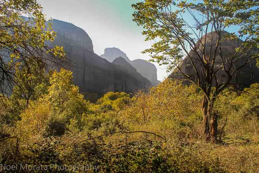 hiking Meteora, Greece - Travel Photo Mondays