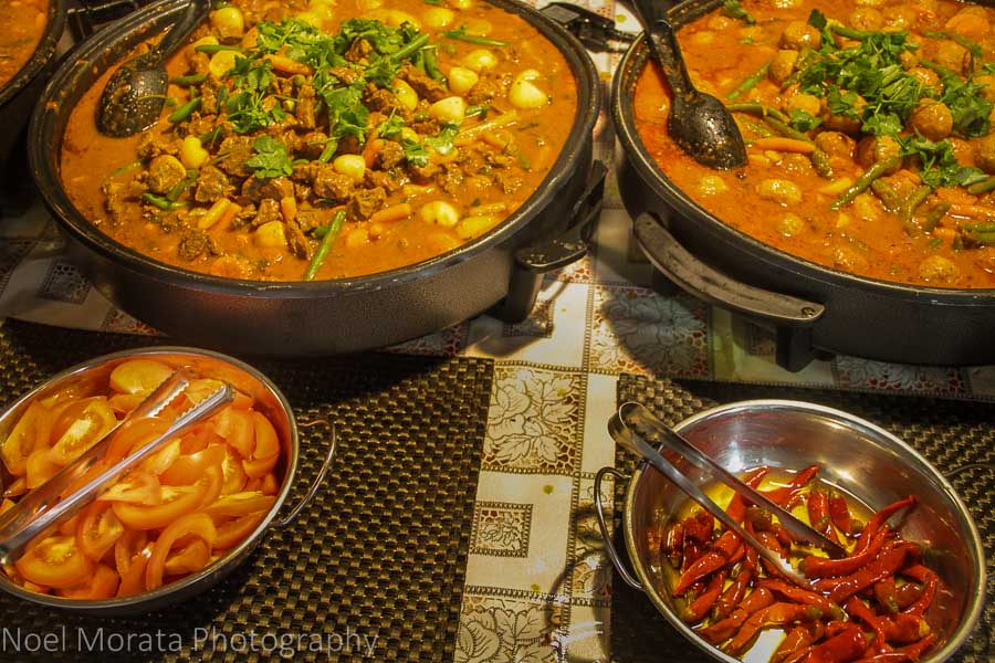 Eclectic Malaysian specialties in East London