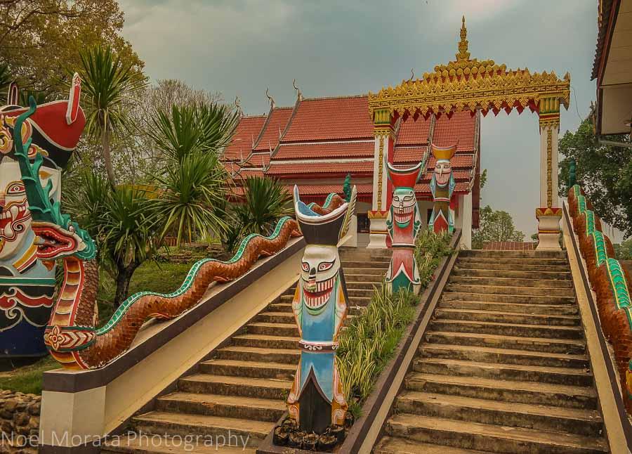 Phi Ta Khon Museum in the Loei region