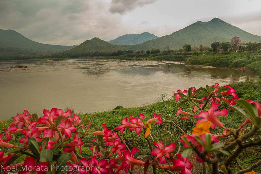 Mekong cruise: Loei region of Thailand