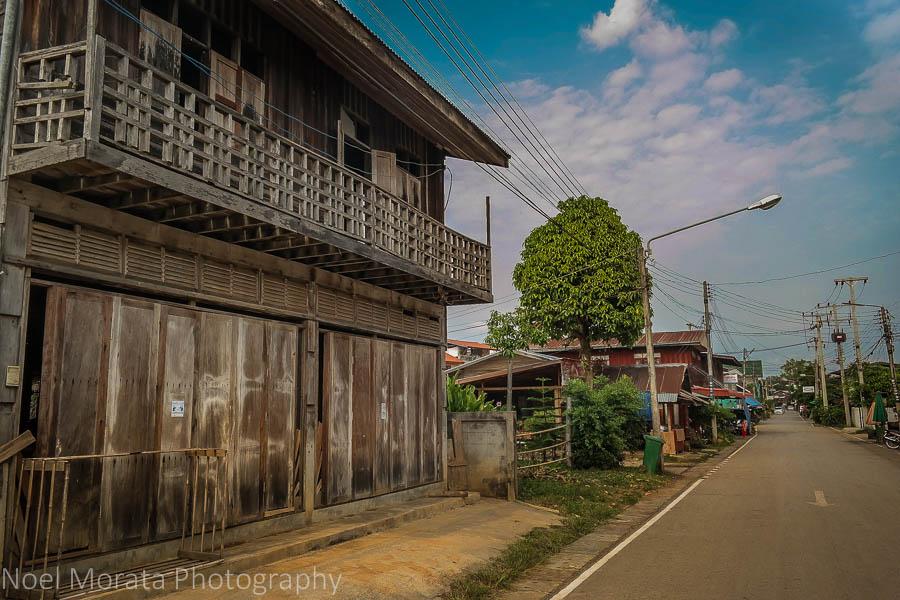 Chan Kiang in the Loei region of Thailand