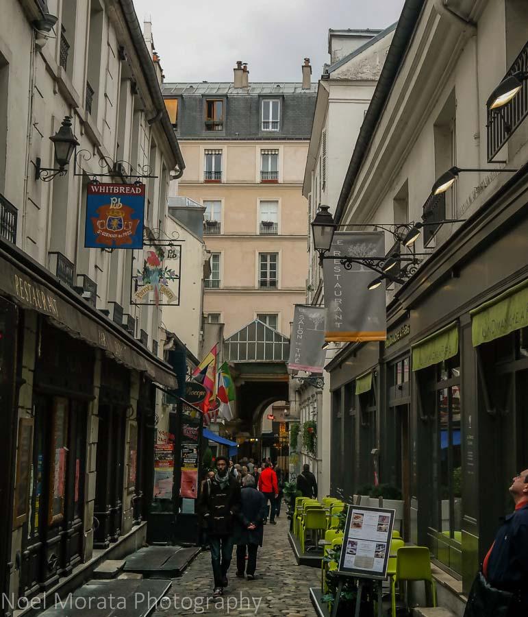 A food tour in Paris - hidden alleys of St. Germain des Pres