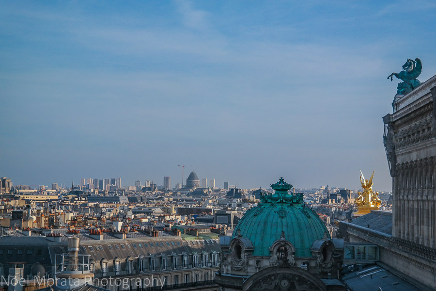 25 Travel tips and how to travel smarter, finding the views of Paris