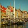 Nyhaven or the new harbor of Copenhagen
