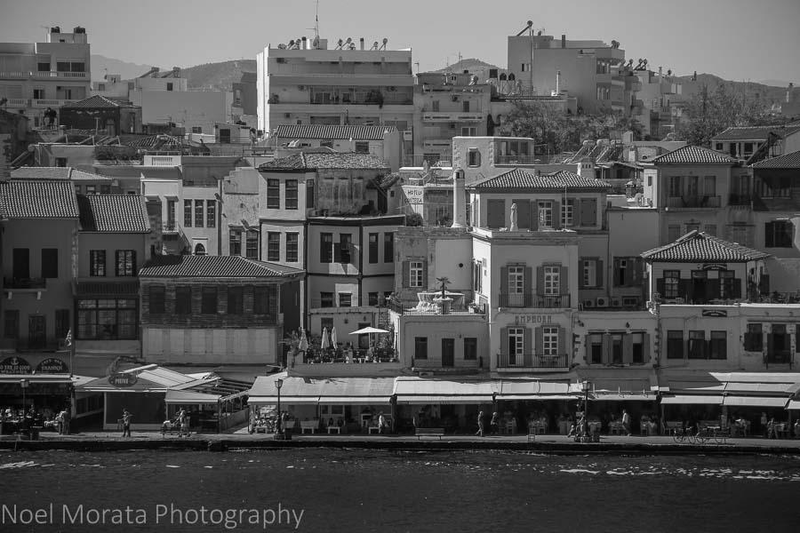 Chania harbor - 20 pictures of Crete, Greece