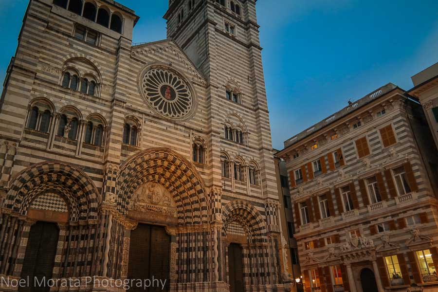 Cattedrale di San Lorenzo, Genoa, Italy
