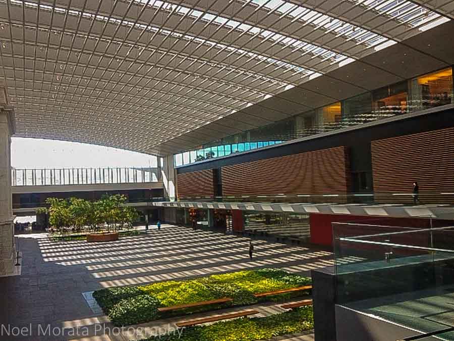 Cleveland Museum of Art atrium - A visit to Cleveland, Ohio
