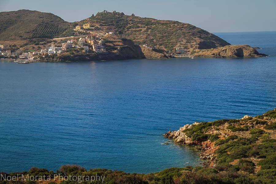 A small harbor in Crete - 20 pictures of Crete in Greece