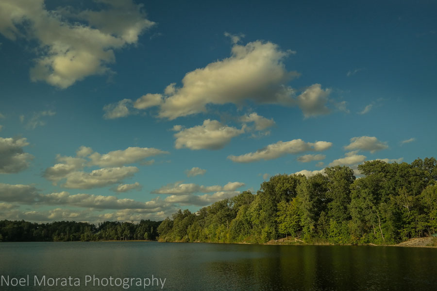 Medina reservoir - Cleveland Metro parks
