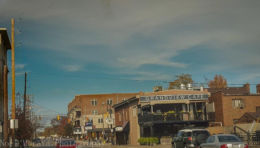 The Grandview neighborhood in Columbus - Columbus food tour