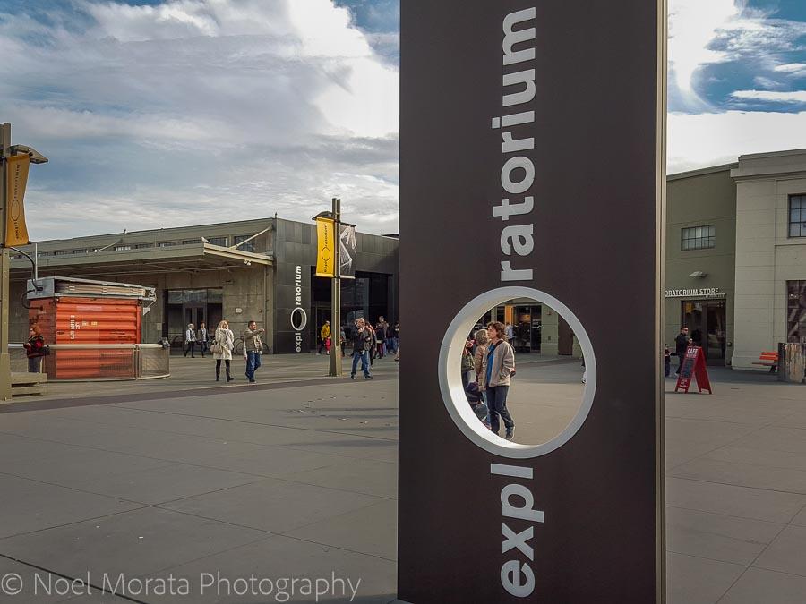 The Exploratorium - Fun and unusual activities to do in San Francisco
