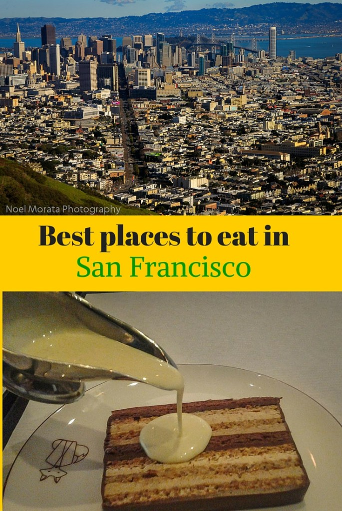 Places to eat in San Francisco