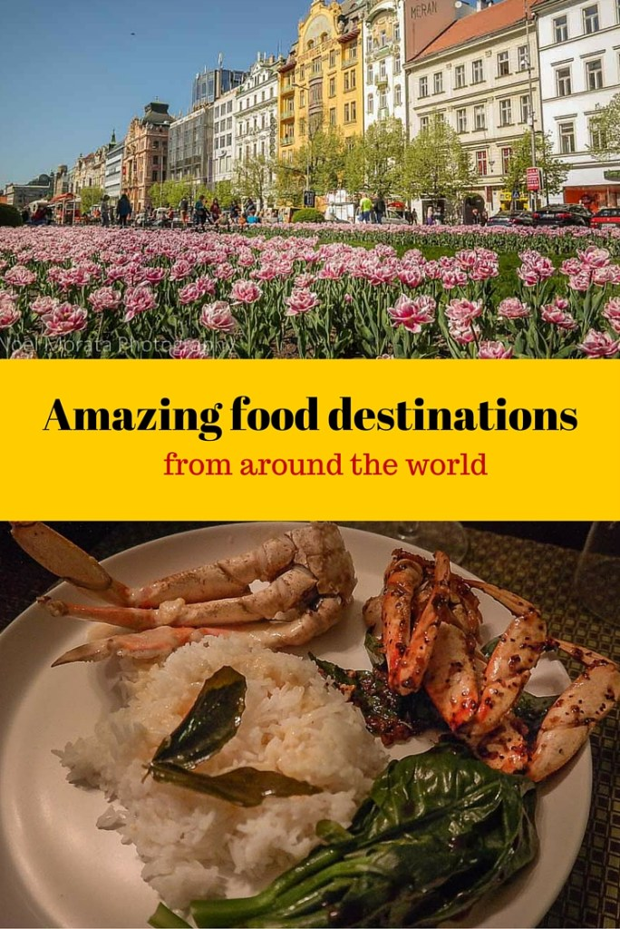 Top food destinations around the world for Around the world cuisine