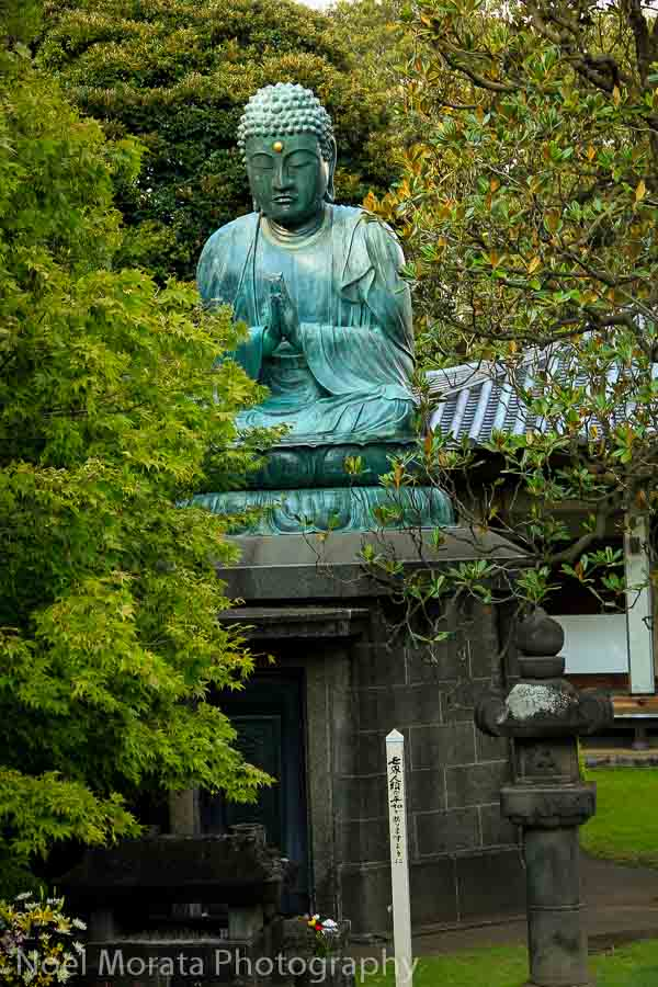 Tennoji Temple - Best places to photograph Tokyo Japan