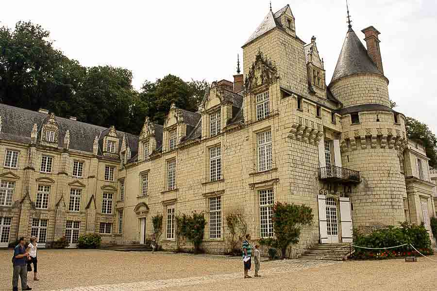 Chateau d'Usse Boomer international bucket list travel