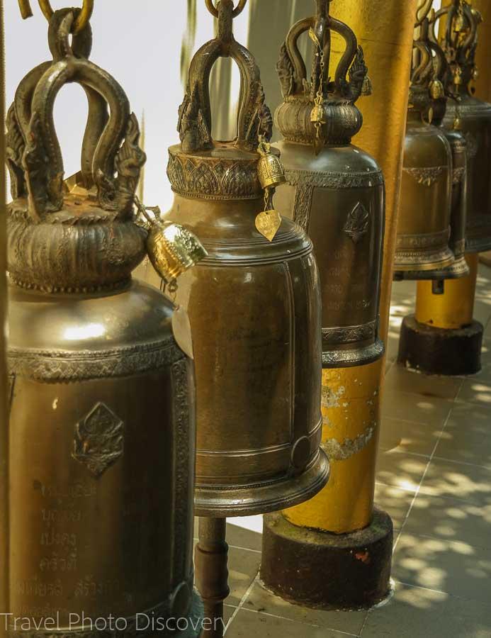 Prayer bells of Doi Suthep