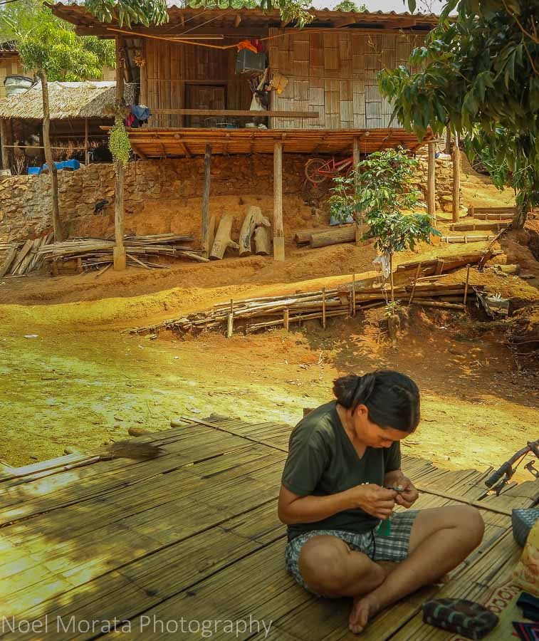 Lisu hill tribe 15 top places to visit in Northern Thailand