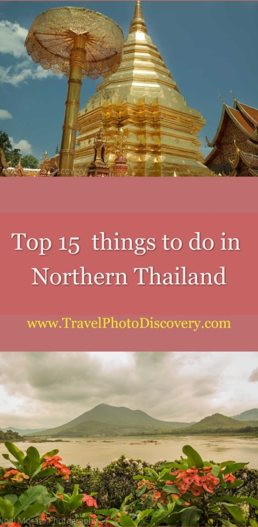 Top things to do in Northern Thailand