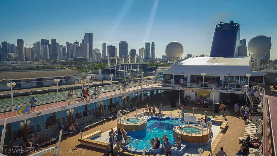 Departing Miami Voluntourism with Fathom cruise