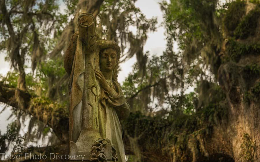 Bonaventure Cemetery Visit Savannah in 48 hours