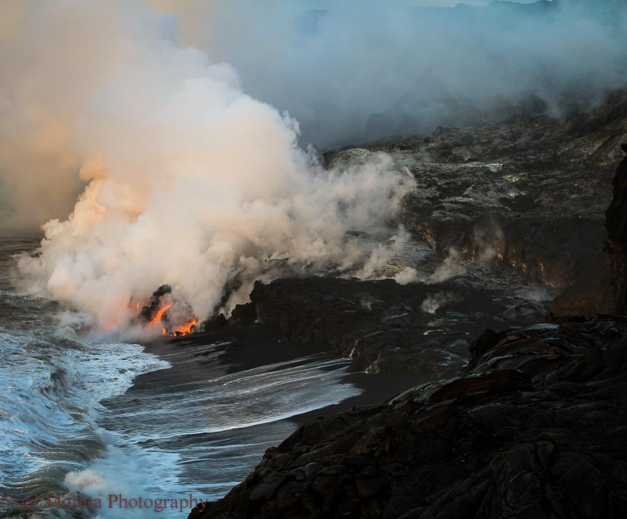 Hawaii Volcanoes National Park US Centennial celebration