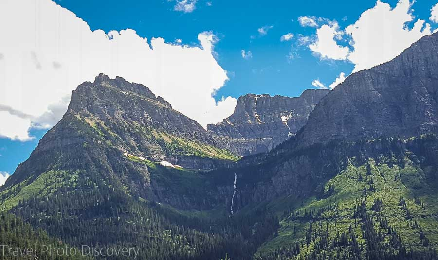 Stunning views at Glacier National Park