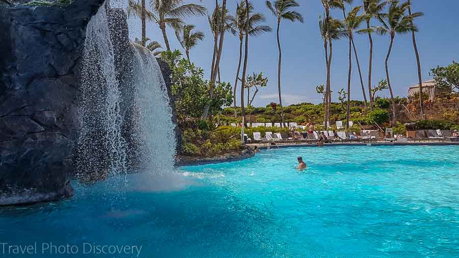 Main Swimming Pool Hilton Waikoloa Village
