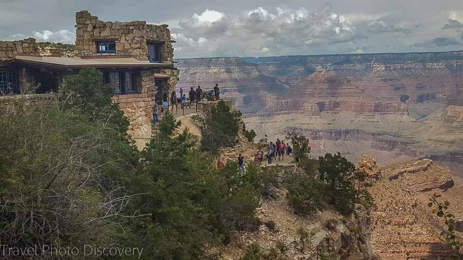 The Lookout Studio Grand Canyon Village
