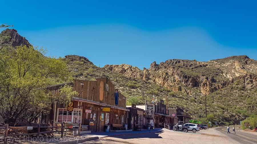 Tortilla Flat, Apache Trail