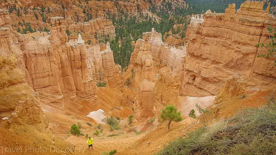 Trails to the bottom Visiting Bryce Canyon National Park