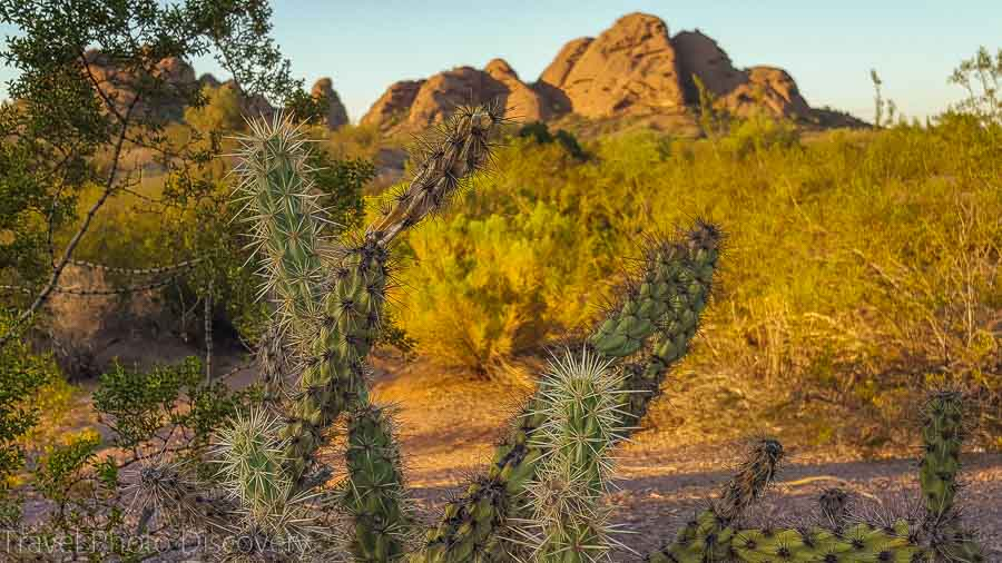 Papago park Weekend getaway to Phoenix Arizona