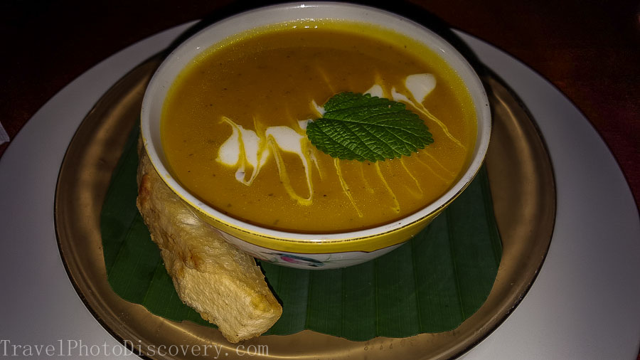 Farm to table dinner at La Loma in Bocas del Toro
