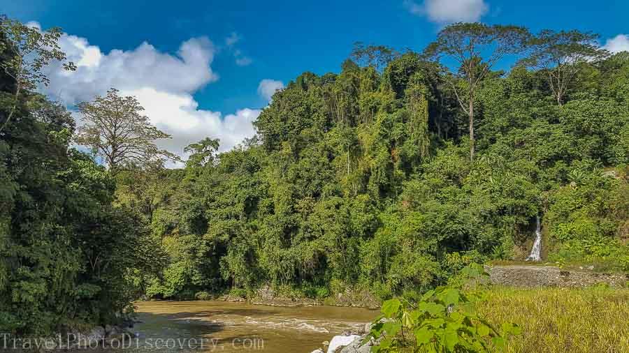 River rafting adventure in Boquete, Panama