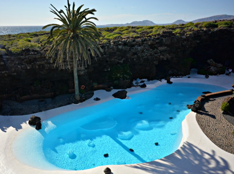 Romantic getaways around the world at Lanzarote