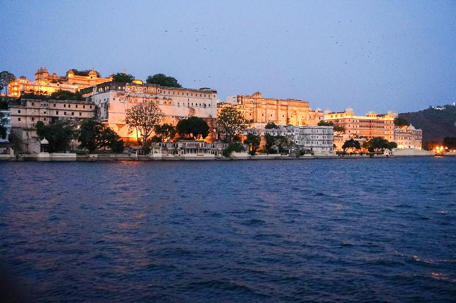 Romantic getaways around the world - Udaipur India