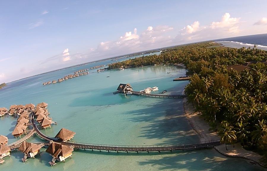 Romantic getaways around the world Visiting Bora Bora
