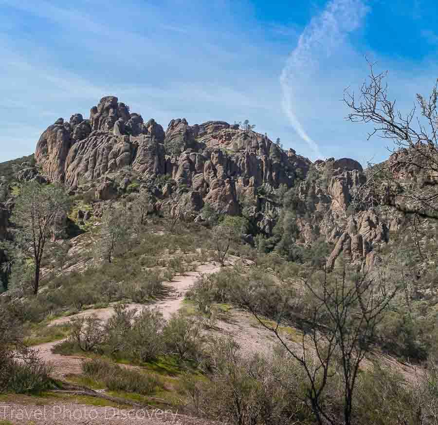 The Pinnacles at Pinnacles National Park