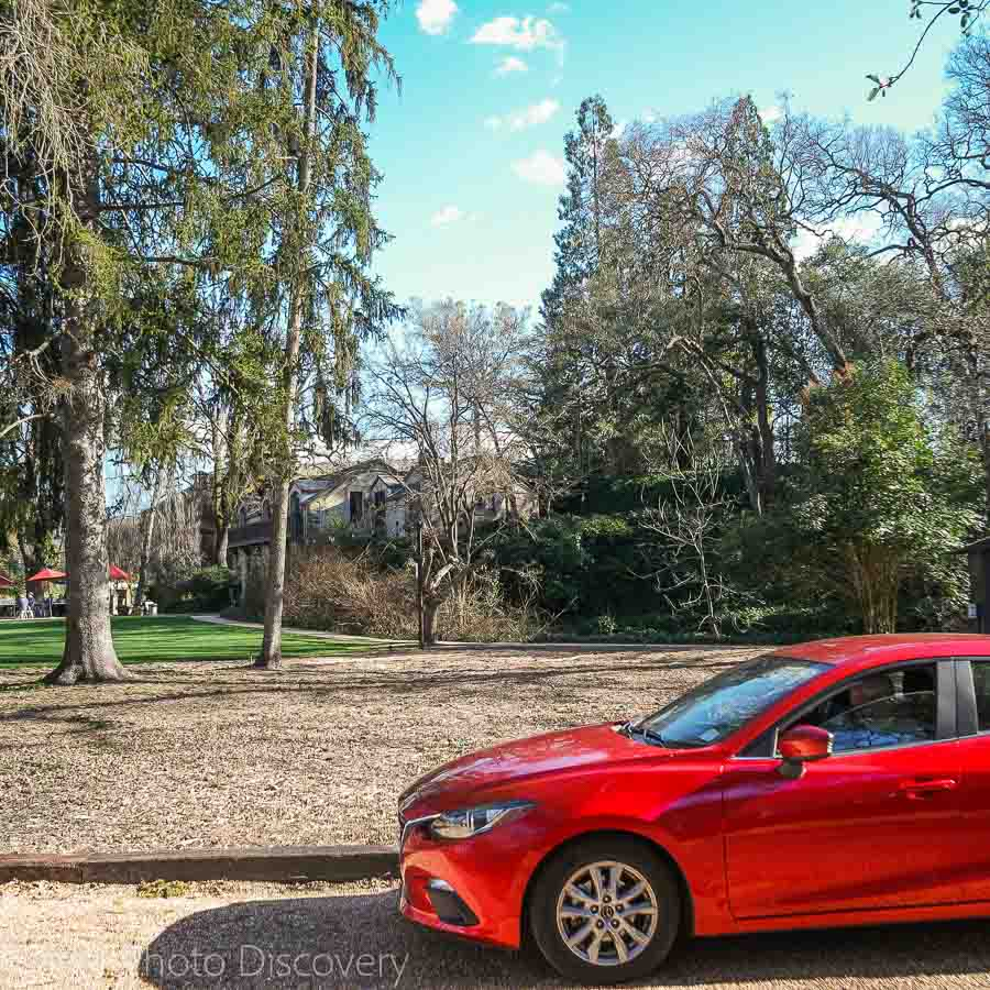 A Rental car is needed to Napa Valley