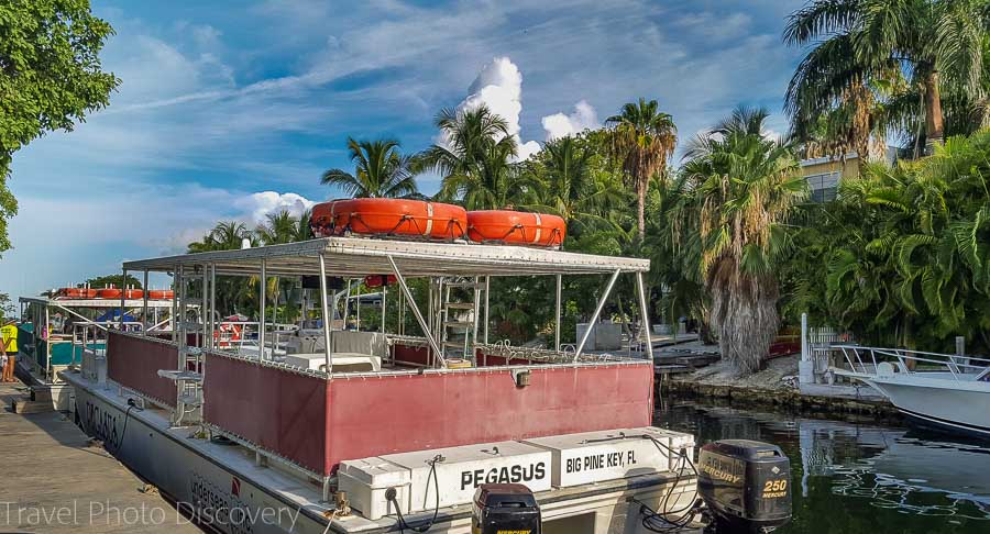 Florida National Marine Sanctuary off Marathon Keys