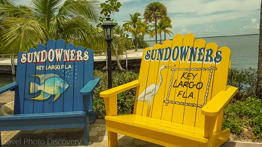 Miami to Key West road trip, Sundowners restaurant at Key Largo