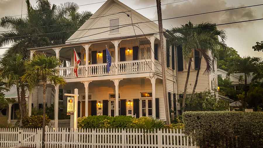 Historic Key West Inns Florida keys